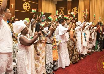 Ghana grants Citizenship to 126 Foreigners in Celebration of the Year of Return