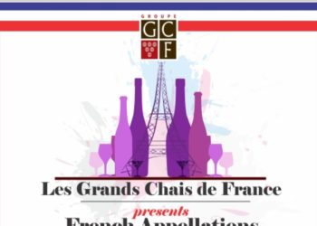 Join Les Grands Chais de France Group for an Exquisite Tasting Experience on November 15th