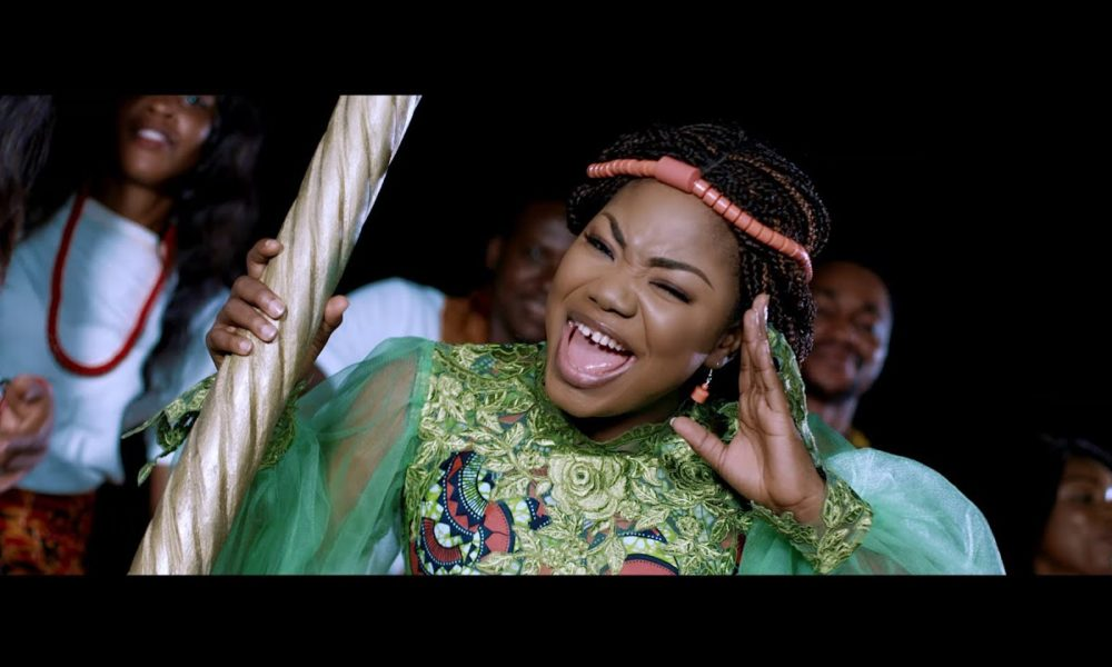 New Video: Mercy Chinwo  Bor Ekom
