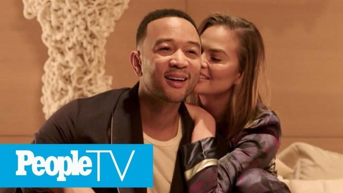 BN TV: Heres a Little Secret on how John Legend & Chrissy Teigen Keep their Marriage Strong & Sexy