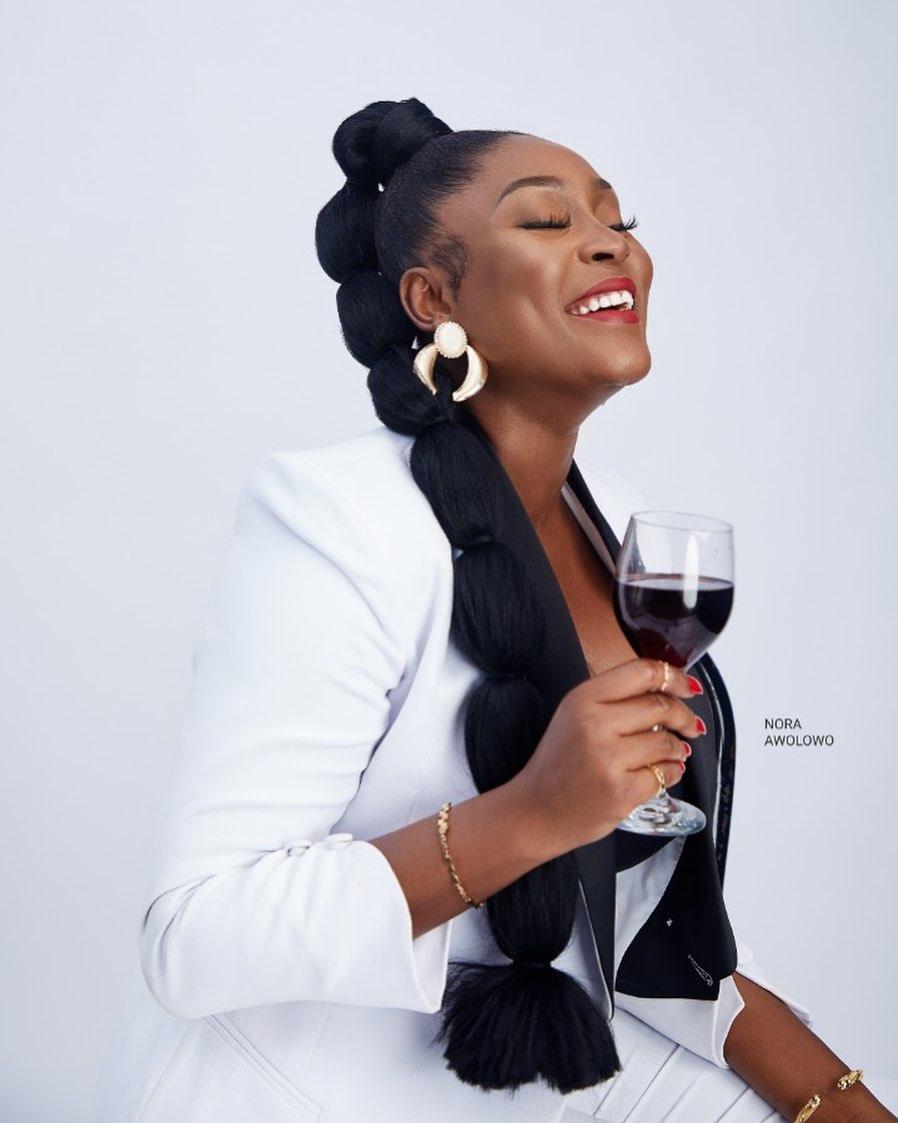 Lota Chukwu is Celebrating Herself as she Turns a Year Older   BellaNaija