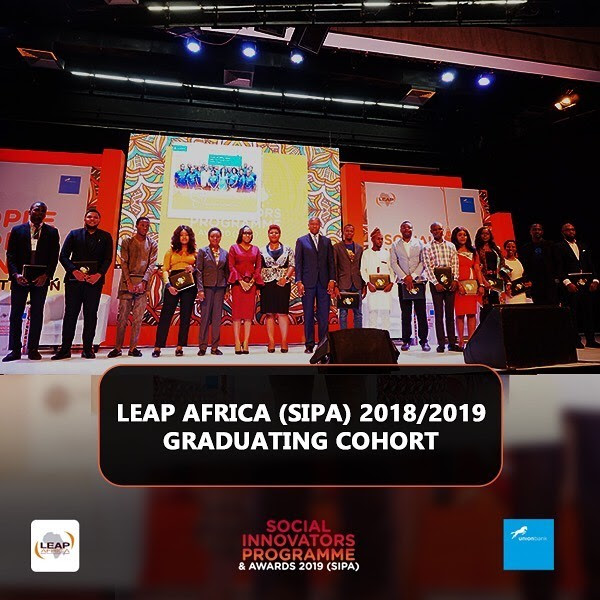 #LEAPSIPA celebrates Graduating & Incoming Cohorts for 2019/2020 Fellowship Session