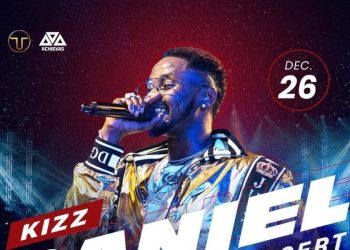 "Detty December is about to get ""Dettier"" with Kizz Daniel Live 
