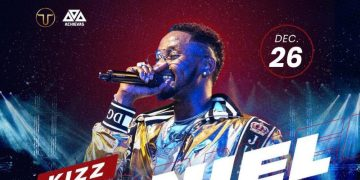 """Detty December is about to get """"Dettier"""" with Kizz Daniel Live 