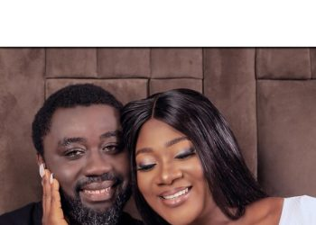 Mercy Johnson Okojie is Expecting a Child!