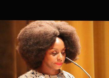 Chimamanda Ngozi Adichie has been Awarded an Honorary Degree in Switzerland