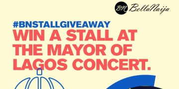 #BNStallGiveaway: Want a Free Stall at the Mayor of Lagos Live performance? BellaNaija is Giving Out One!