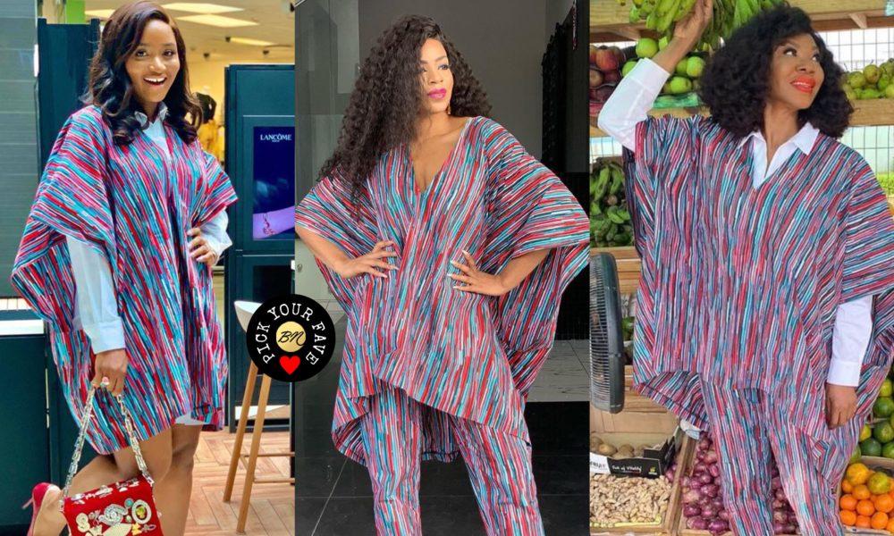 BN Pick Your Fave: Venita Akpofure,Powede Awujo& Betty Irabor In FIA Factory