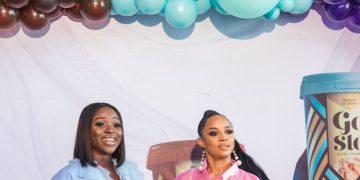 "The Latest ""Scoop"": Go Slo, a New Premium Ice Cream Range launches in Nigeria with Toke Makinwa, Denola Gray, Taymesan in Attendance"