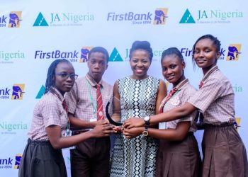 Ogun JAN School will represent Nigeria atthe Junior Achievement Africa Company of the Year Competition (ACOY)