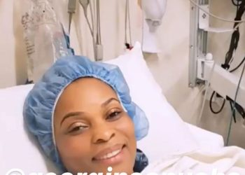 Georgina Onuoha is Grateful for Life after Undergoing a Successful Surgery