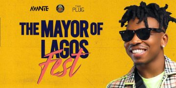 Mayorkun is set to take it a Notch Higher this Detty December with 'TMOL Fest 2019', a 3-day Concert