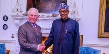 President Buhari Visits Prince Charles in Scotland