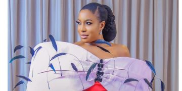 "This is How Chika Ike Proved She's No ""Small Chops"" at the Movie Premiere"