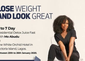Start the Year Looking Great with Mo Abudu at a 5-7 Day Residential Detox Juice Fast | January 20th – 26th