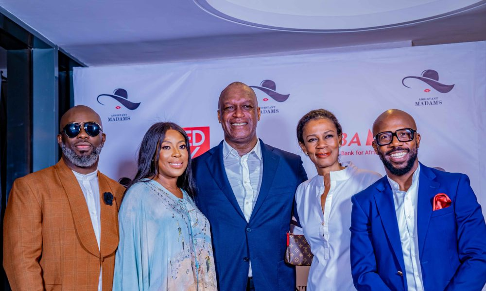 REDTV & United Bank for Africa launch New Series called 'Assistant Madams'