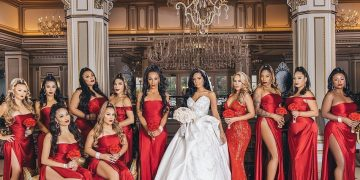 Erica Mena & Safaree Samuels Finally Give us a Look into their Beautiful Wedding