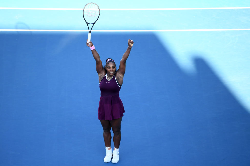 6 Must-See Moments From Serena Williams' First Title Win in Three Years