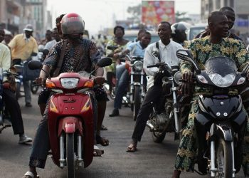 """Lagos State Government says it has not """"not registered any company to come and be running Okada"""""""