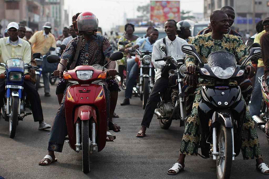 """Lagos State Government says it has """"not registered any company to come and be running Okada"""""""