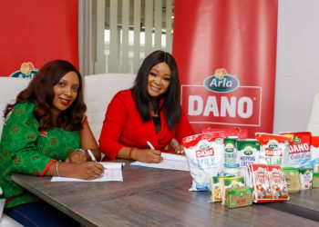 Rachael Okonkwo renews her contract with Dano Milk as its Brand Ambassador