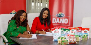 Rachael Okonkwo renews her contract with Dano Milk as its Brand Ambassador