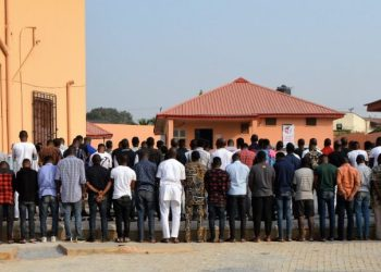 EFCC's Arrest of 89 Alleged Yahoo Boys in Ibadan Have Got People Talking