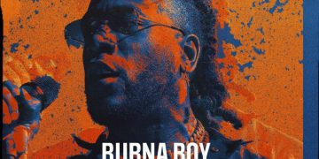 Burna Boy is Hitting the Road with his Twice As Tall World Tour
