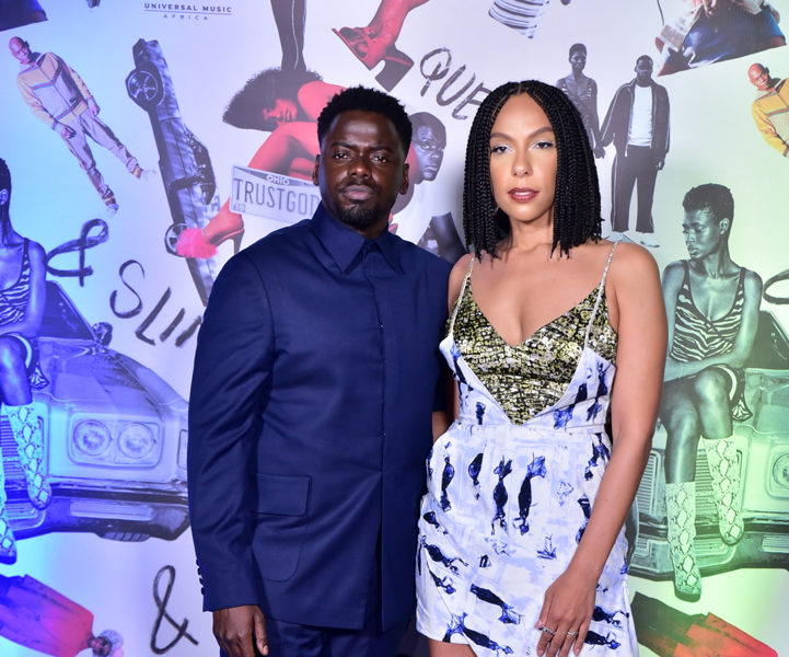 """Noticed: Daniel Kaluuya, Melina Matsoukas, Osas Ighodaro, Dr Sid at the Lagos Premiere of """"Queen and Slim"""""""