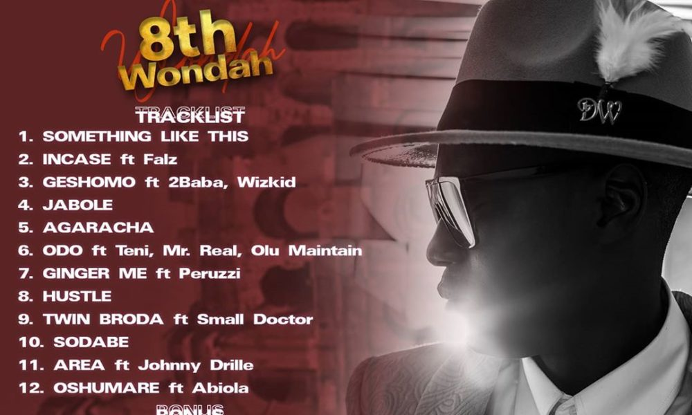 """Here's a Gift from Sound Sultan to You – """"8th Wondah"""" Album 