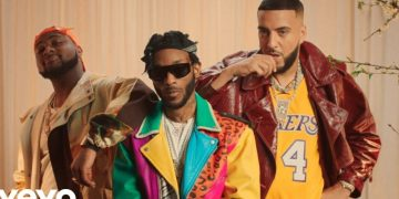 New Video: Angel feat. French Montana & Davido – Blessings (Remix)