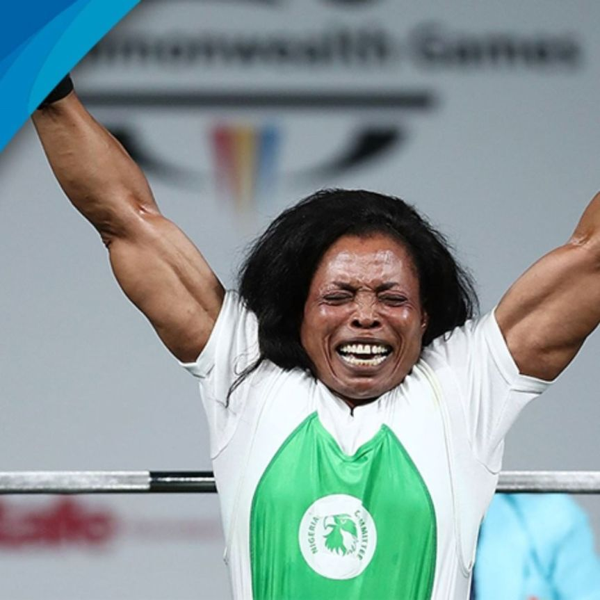 Nigerian Paralympic Gold Medalist Esther Oyema has been Given a 4-year Ban for Doping