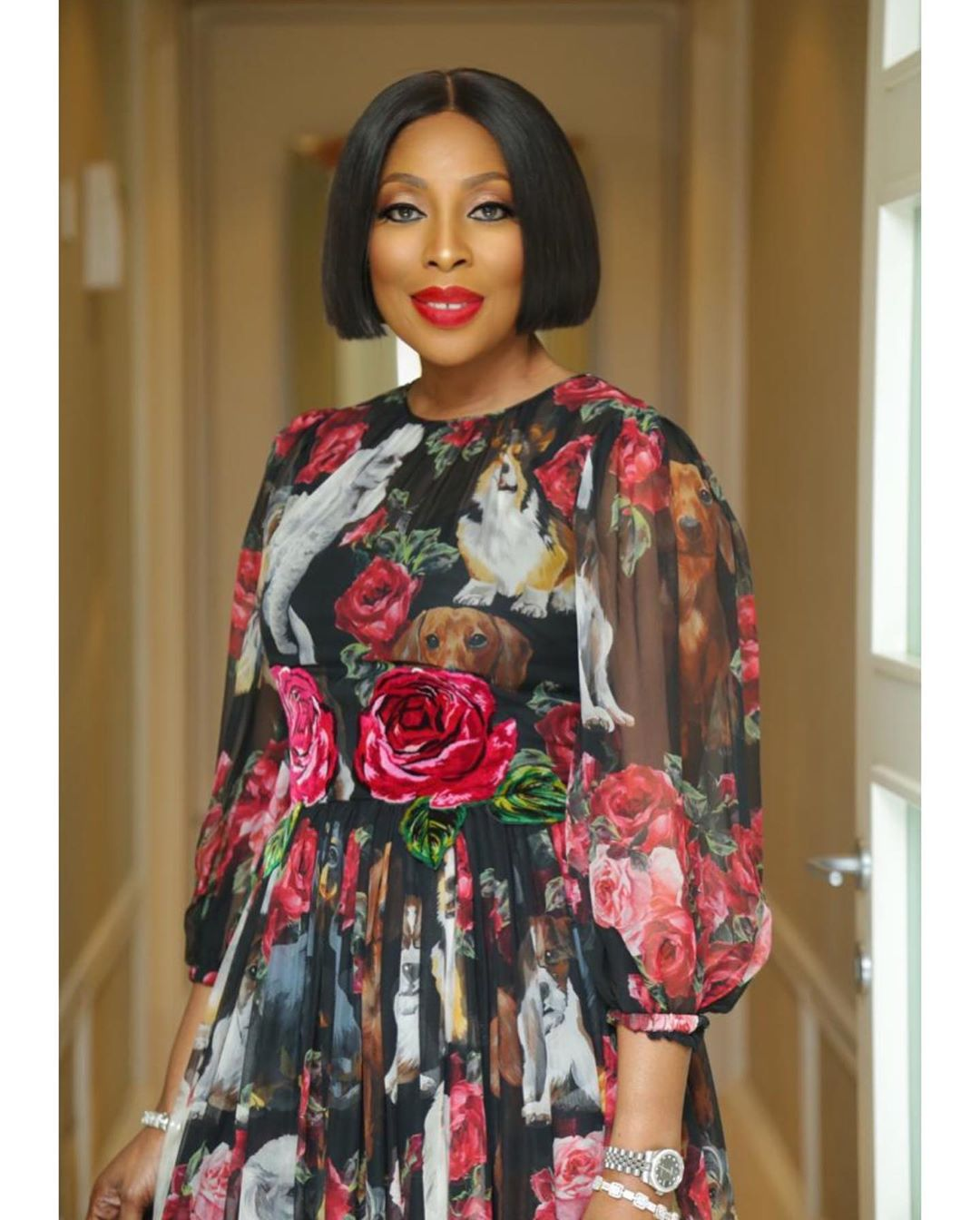 Mo Abudu Trends On The Internet After Gistlover Makes Immoral Allegations Against Her