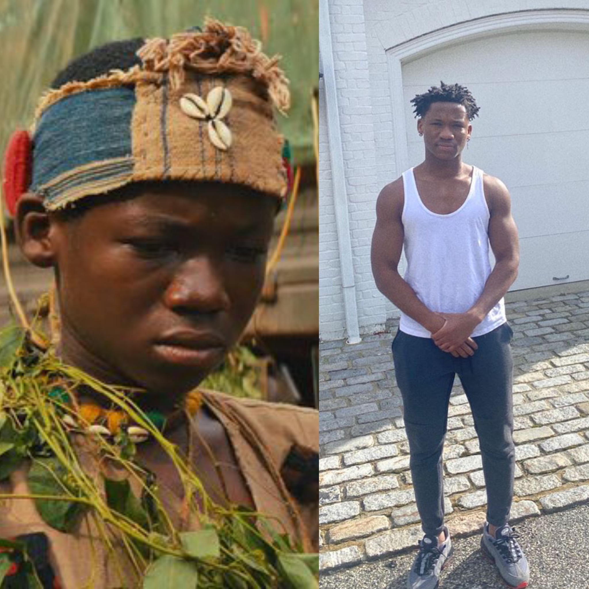 """Remember Abraham Attah, the little boy in """"Beasts of No Nation?"""" This is  him Now   BellaNaija"""