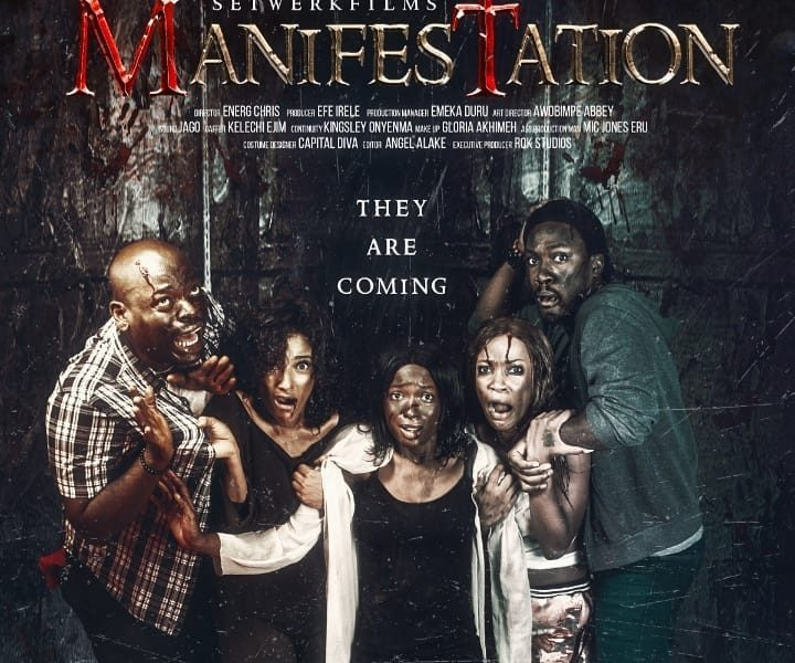 "Madam KoiKoi, Bush Baby… Come to Life in Efe Irele's Horror Film ""Manifestation"" | Trailer"