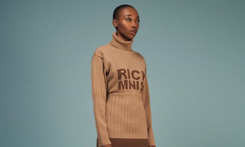 Rich Mnisi Brings a Whole New Meaning to Killer WFH Style With This AZANIA CapsuleCollection