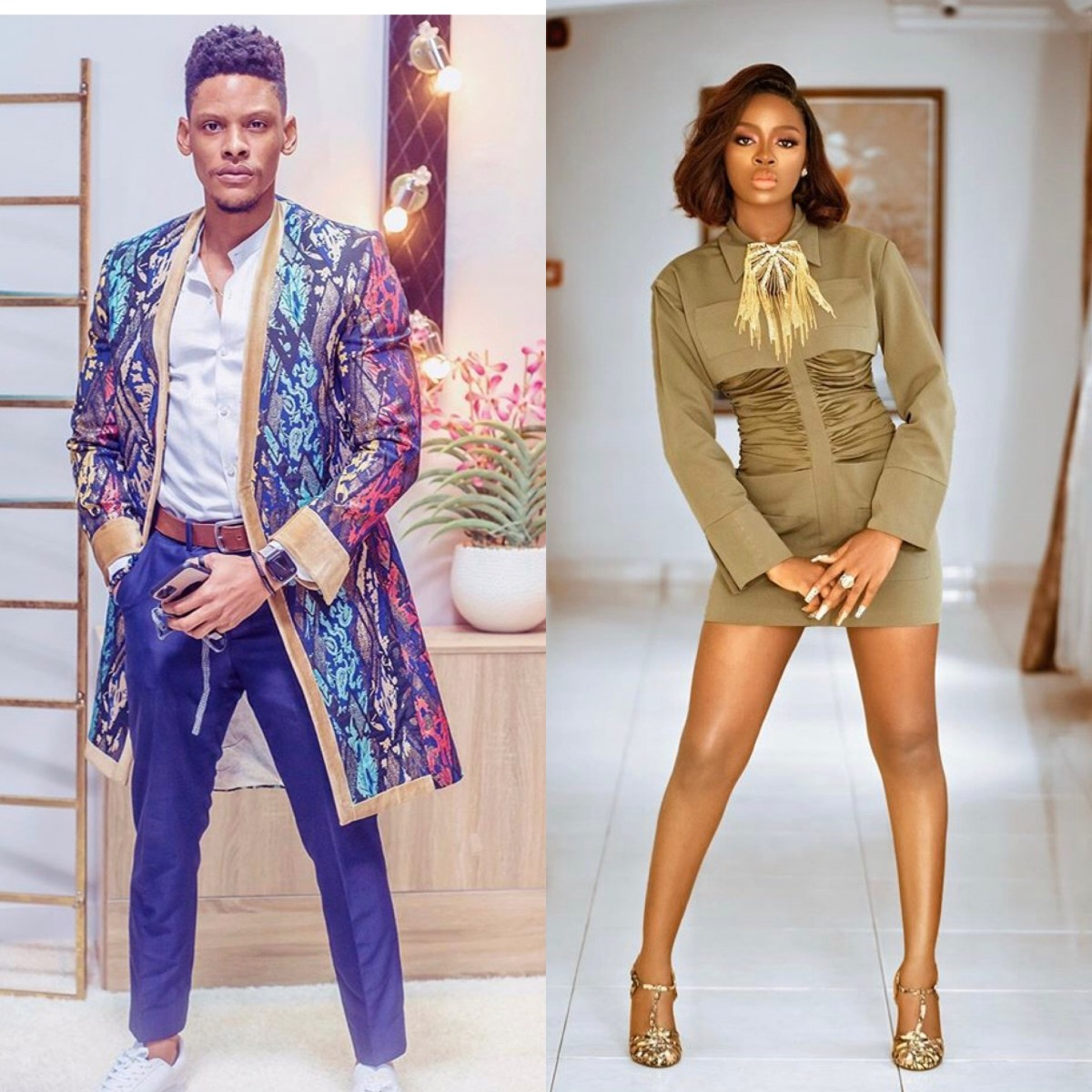 People Have So Much to Say about the Diane & Elozonam Story | BellaNaija