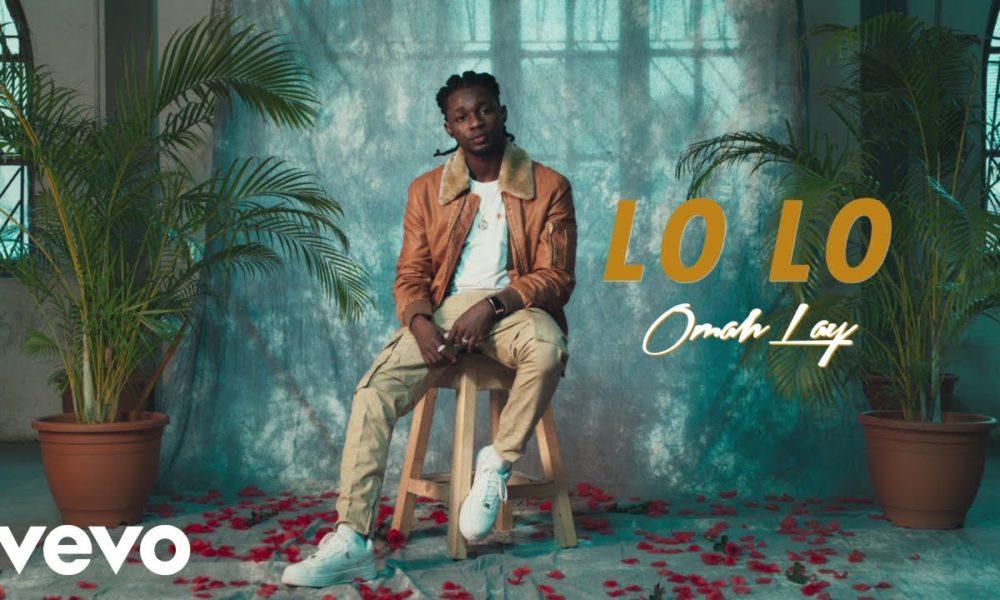 "Omah Lay Drops Visuals for ""Lo Lo"""