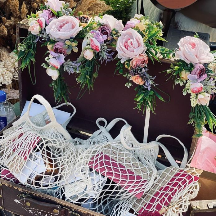 Eniko And Kevin Hart Living The Dream With Their Boho-Themed Baby Shower 4
