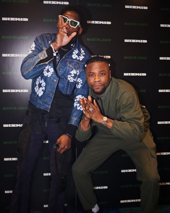 Don't Miss These Pics From Wizkid's Album Listening Party In London 7
