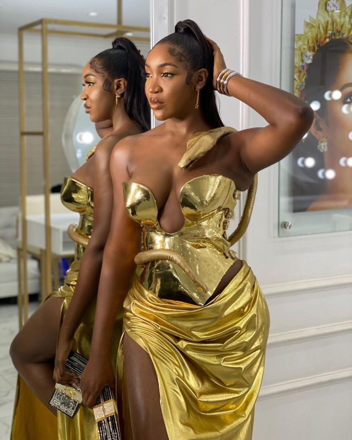 Check Out Looks From The Premiere Of Nneka The Pretty Serpent Here 3