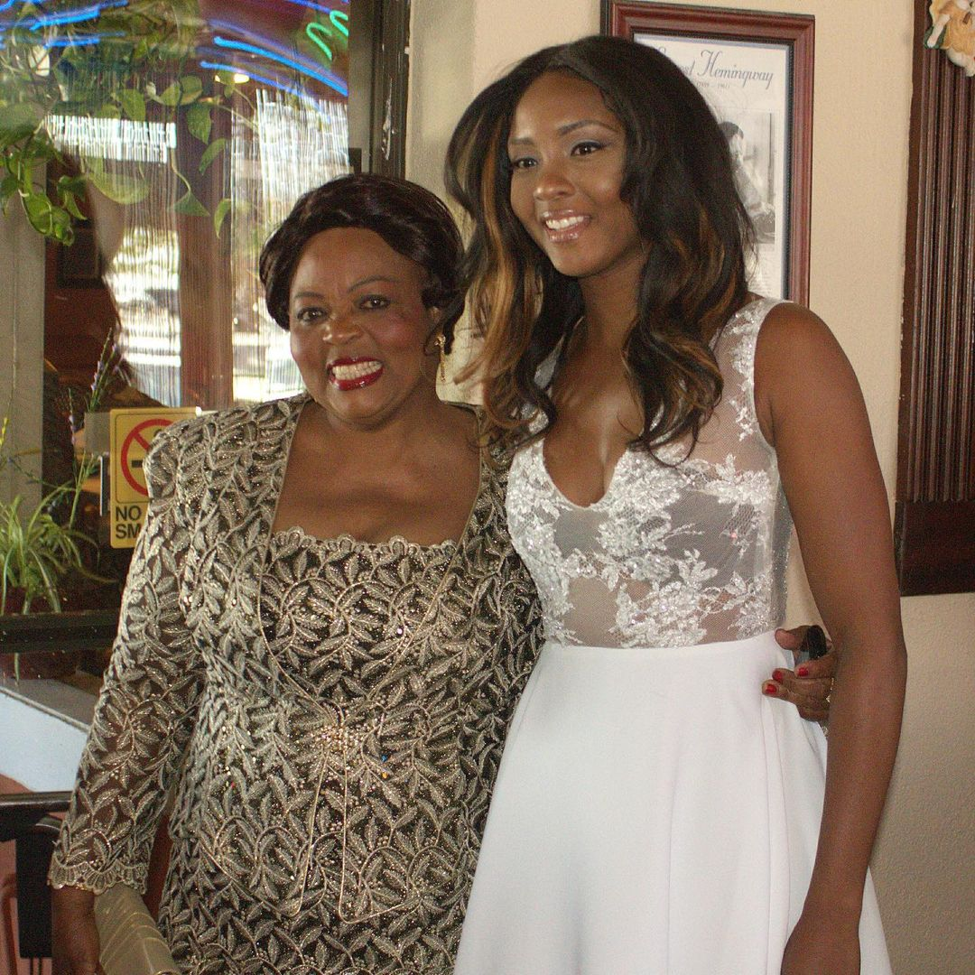 """Mama I love you; I miss you"""" - Osas Ighodaro's Heartfelt Tribute One Month after Losing Her Mum 