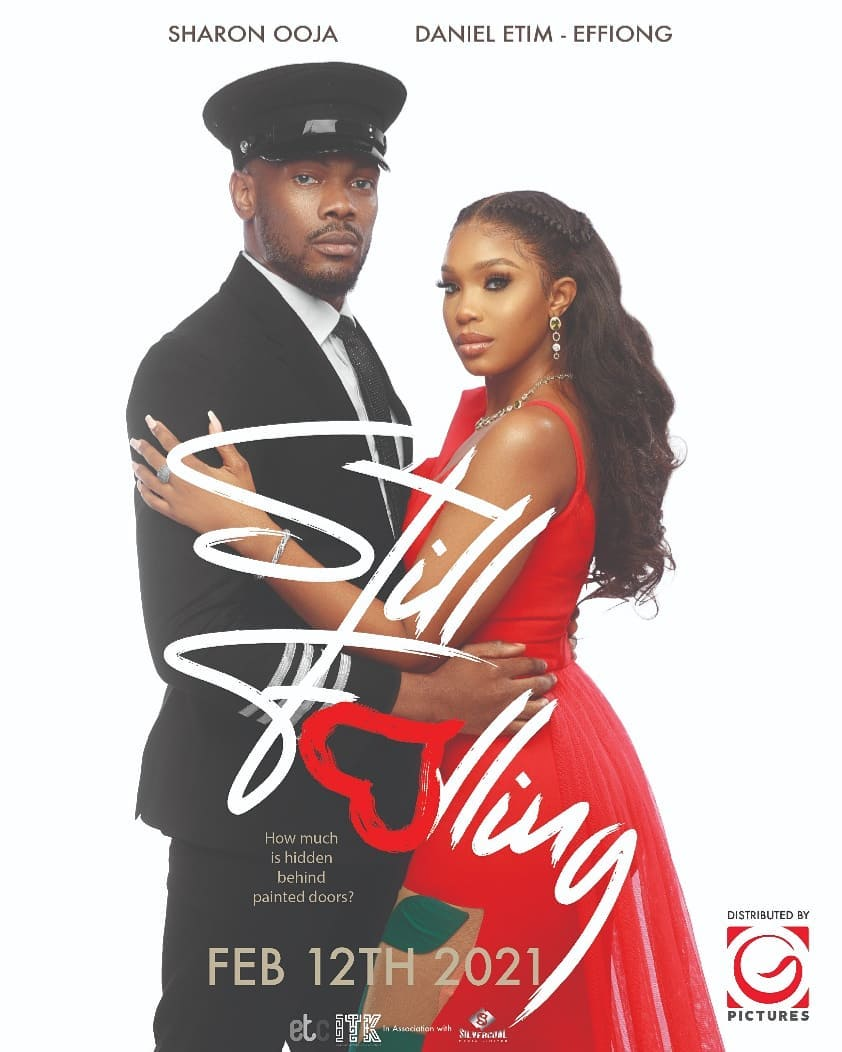 """""""Still Falling"""" Featuring Sharon Ooja And Etime Effiong Will Get You In Valentine Mood"""