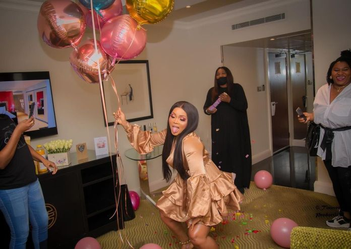 Take A Look At Pictures From Mercy Aigbe's Birthday Party 7