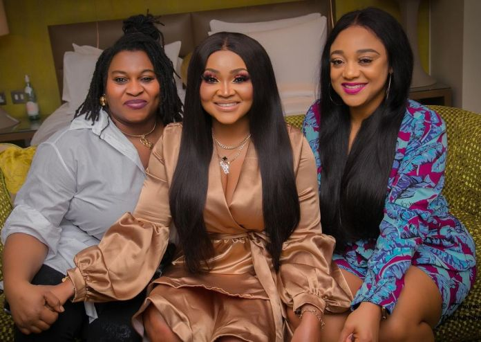 Take A Look At Pictures From Mercy Aigbe's Birthday Party 6