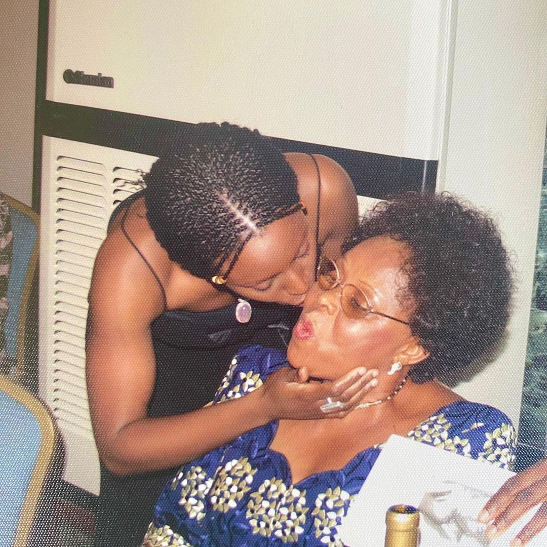 """""""How Does A Heart Break Twice""""? Chimamanda Pens Emotional Tribute To Late Mother"""