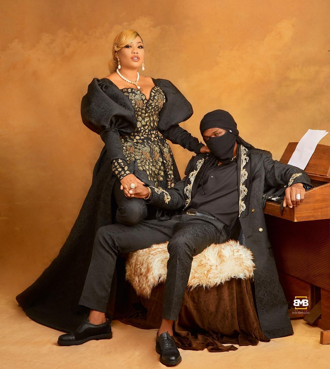 #TheArtistAndHisMuse2021: Tiannah Set To Wed Her Fiancé Segun Adebayo