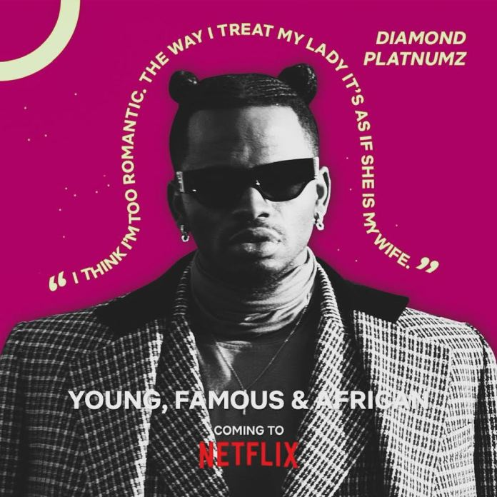 Netflix Enlists Peace Hyde as Producer Of Its First African Reality TV Series 'Young, Famous & African' – Starring Diamond Platnumz, Zari & More 1 MUGIBSON