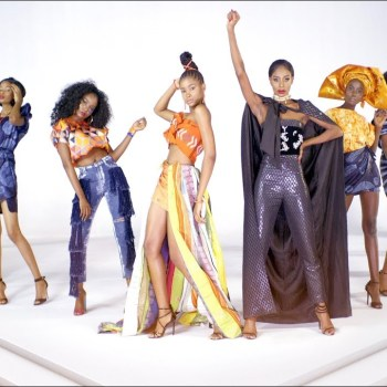 African Fashion Timeline by GTBank