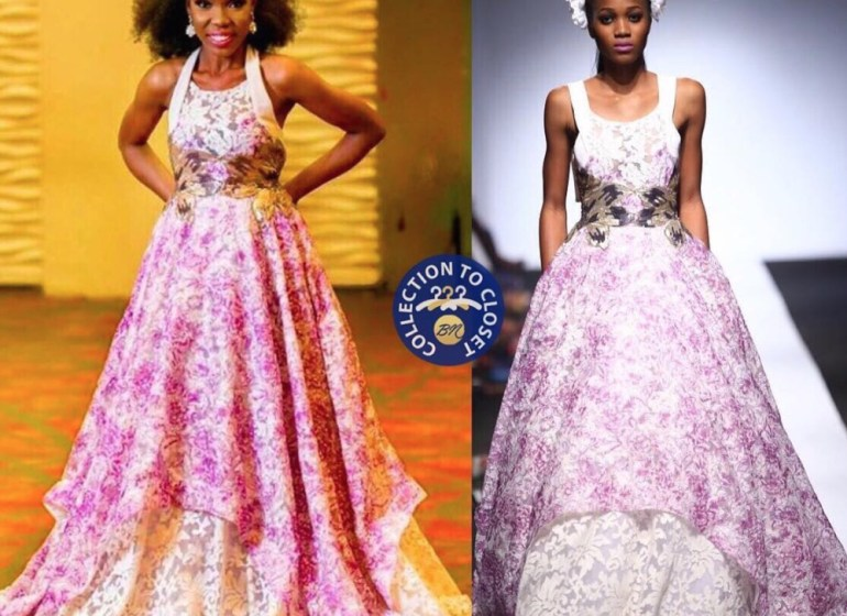 BN Collection to Closet: Lala Akindoju in Ejiro Amos Tafiri